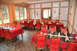 Speisesääli Restaurant Pintli